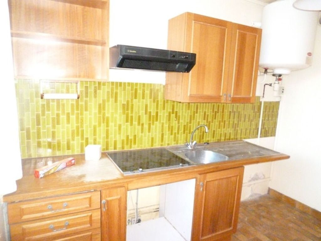 Achat appartement 5pièces 92m² - Nevers