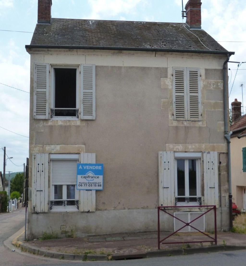 Achat maison 2chambres 52m² - Saint-Éloi