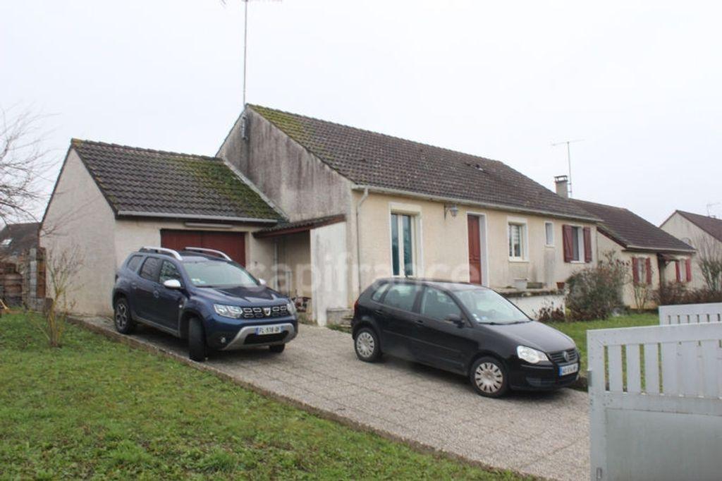 Achat maison 4chambres 104m² - Ligny-le-Châtel