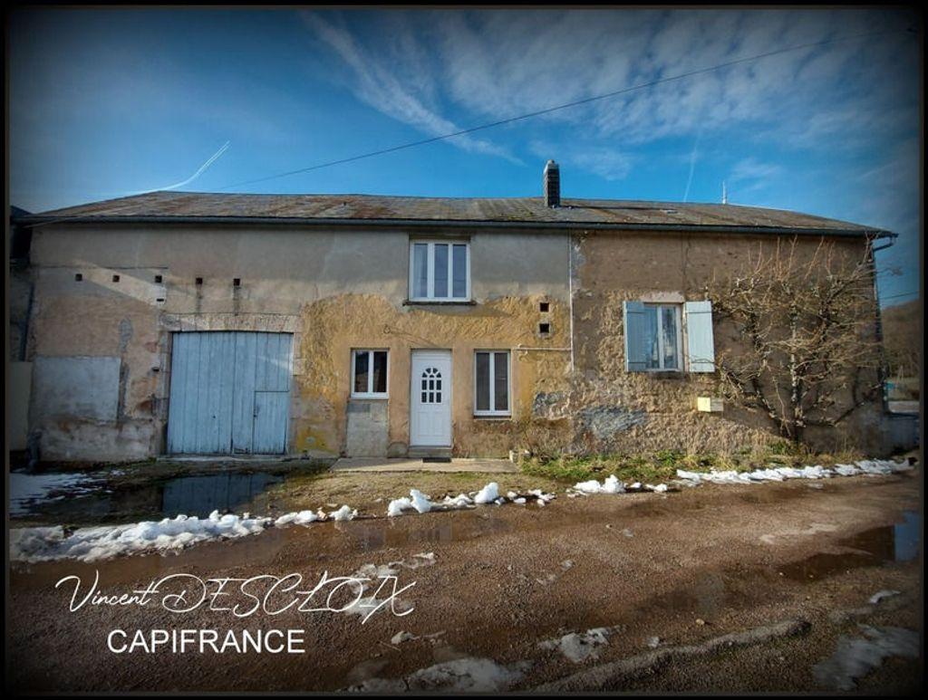 Achat maison 5chambres 125m² - Montsauche-les-Settons