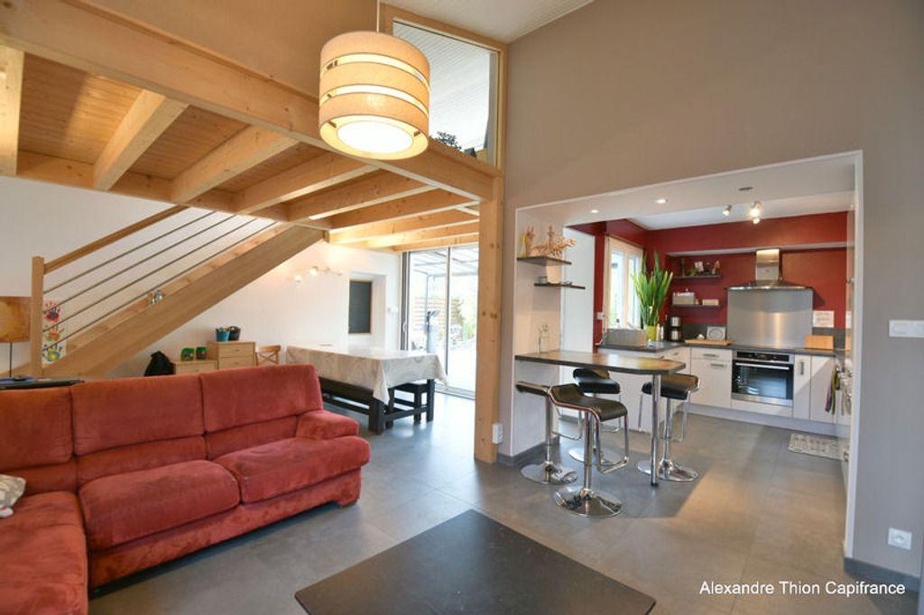 Achat maison 4chambres 105m² - Lagnieu
