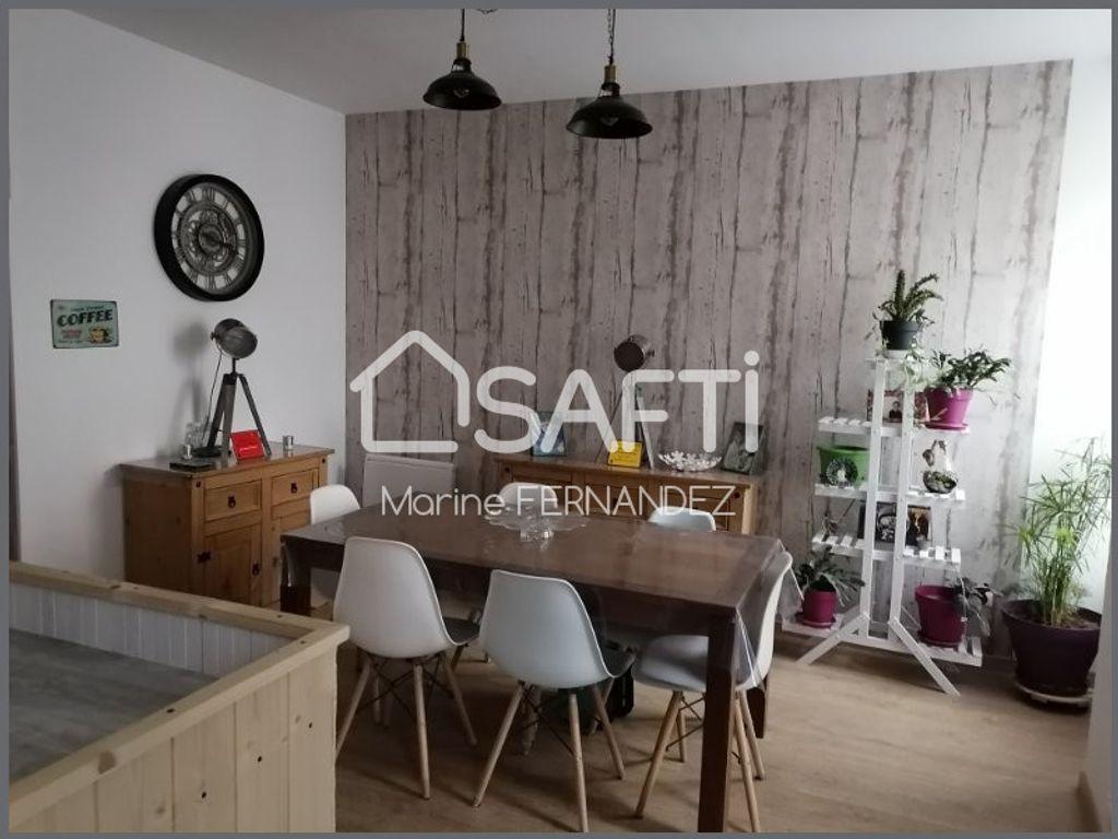 Achat maison 3chambres 85m² - Ancy-le-Franc