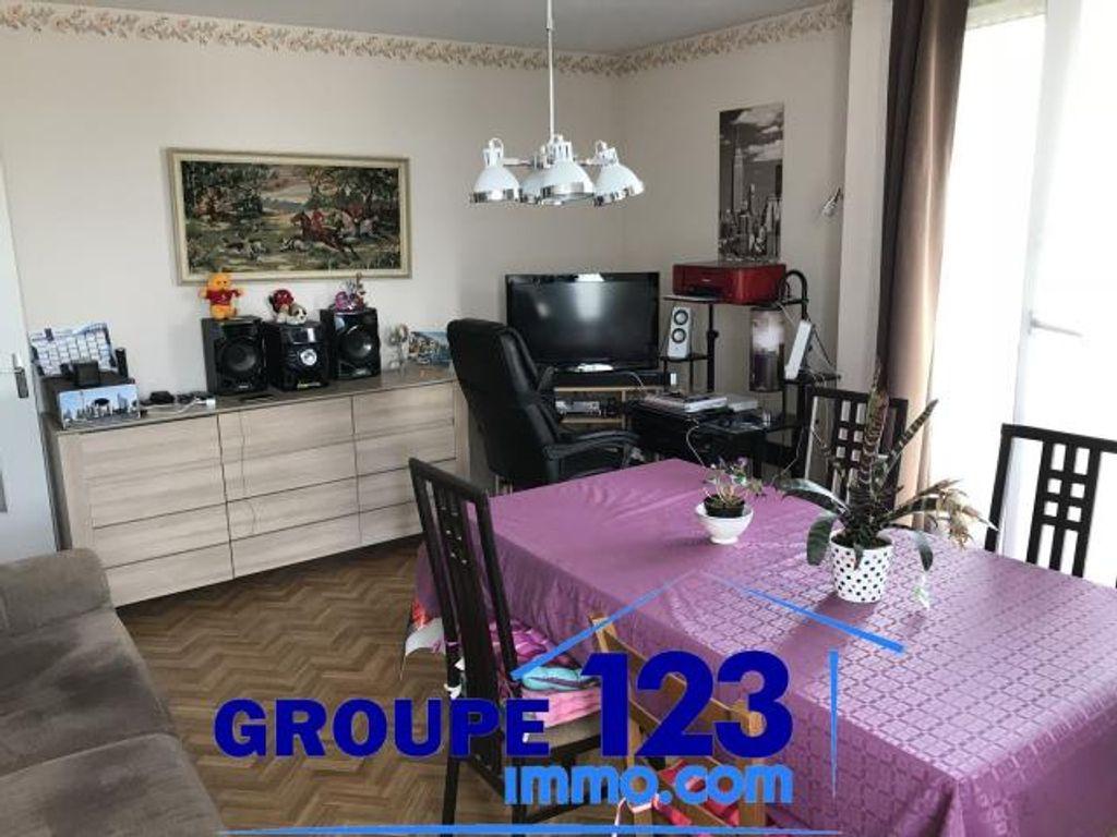 Achat appartement 3pièces 65m² - Migennes
