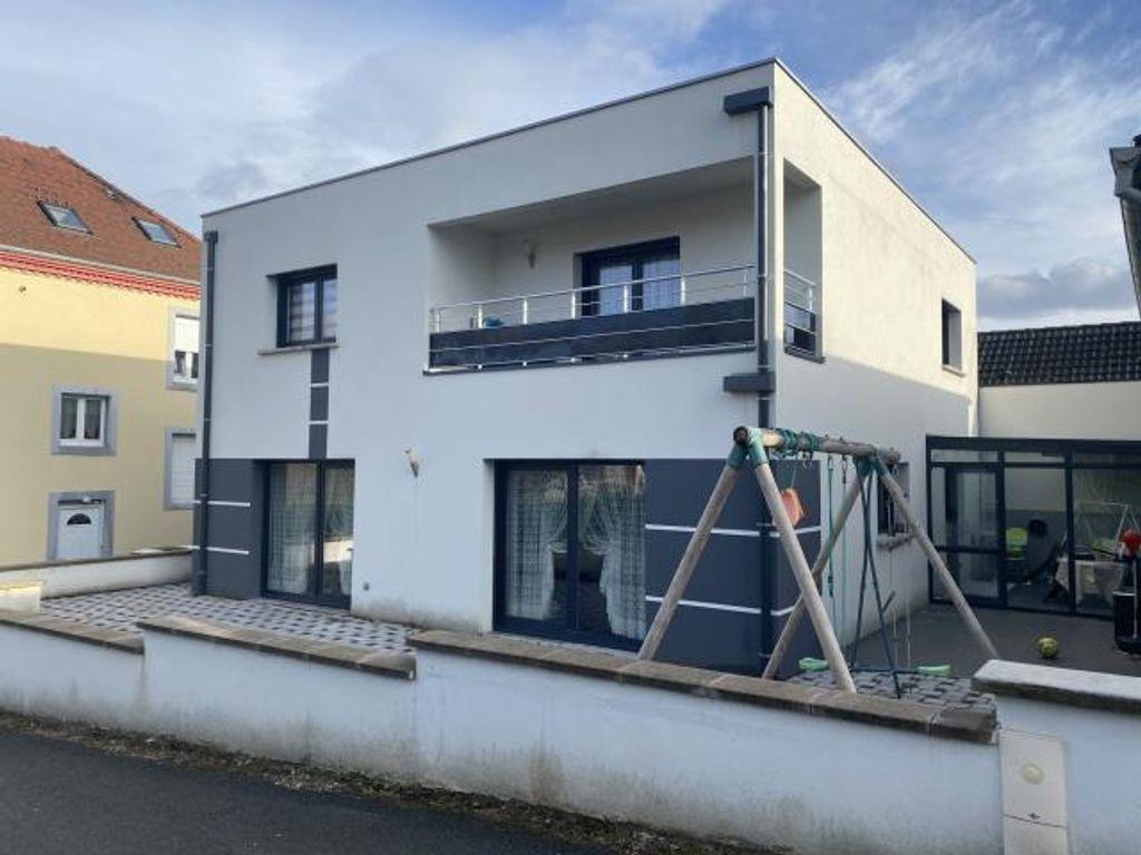 Achat maison 4chambres 160m² - Seloncourt
