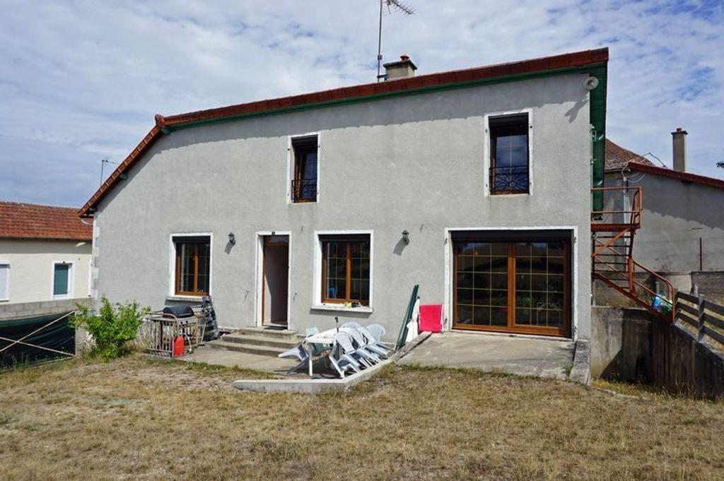 Achat maison 4chambres 150m² - Le Donjon