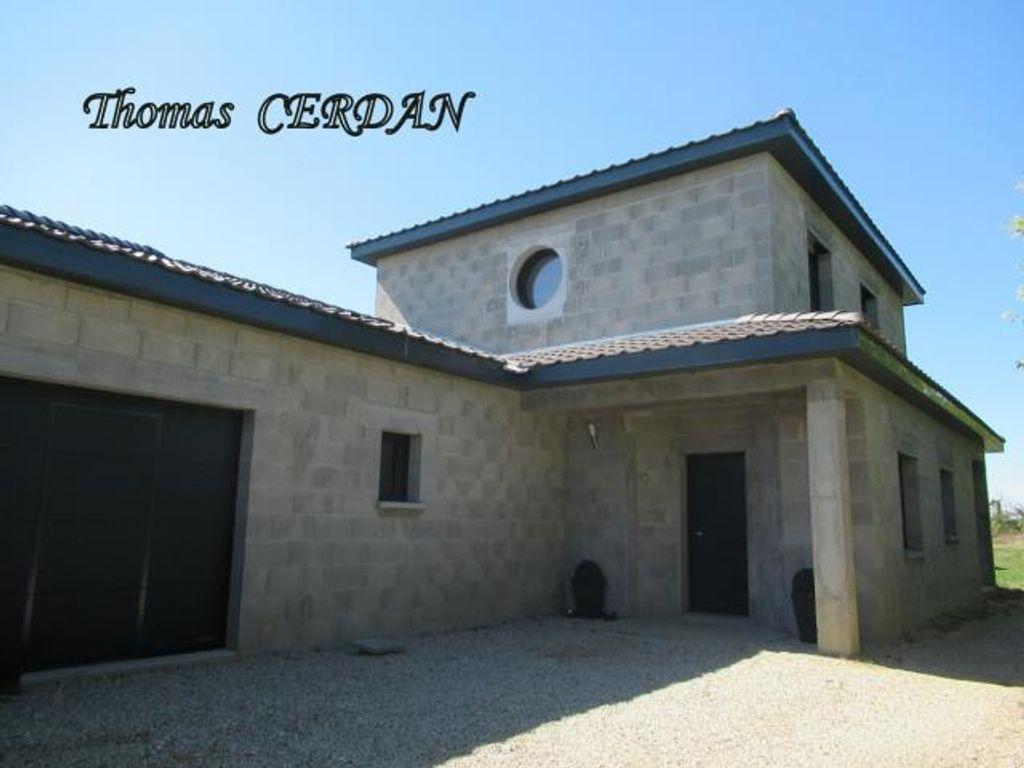 Achat maison 4chambres 128m² - Loyettes