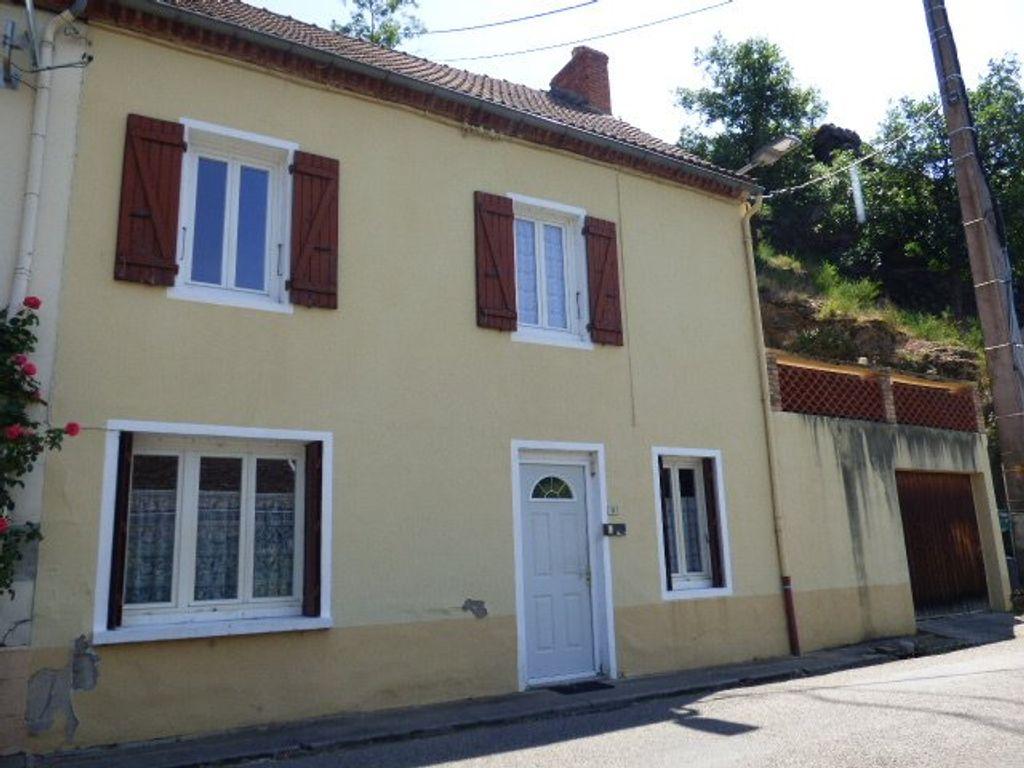 Achat maison 2chambres 93m² - Chouvigny