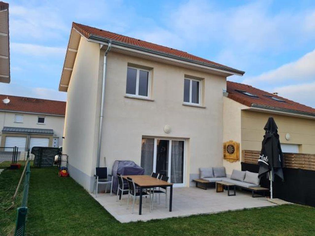 Achat maison 3chambres 81m² - Saint-Genis-Pouilly
