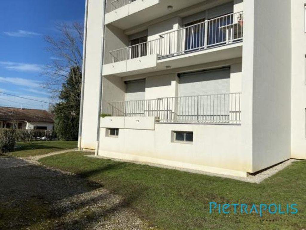 Achat appartement 3pièces 83m² - Châtillon-sur-Chalaronne