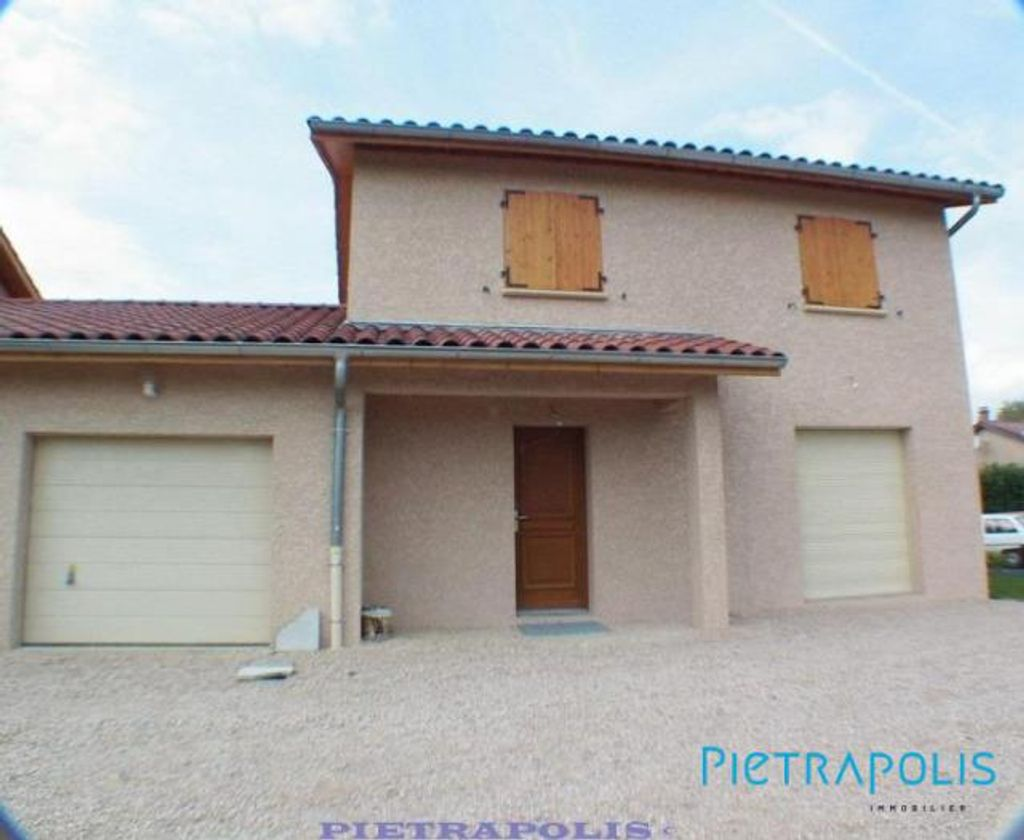 Achat maison 3chambres 98m² - Chaveyriat