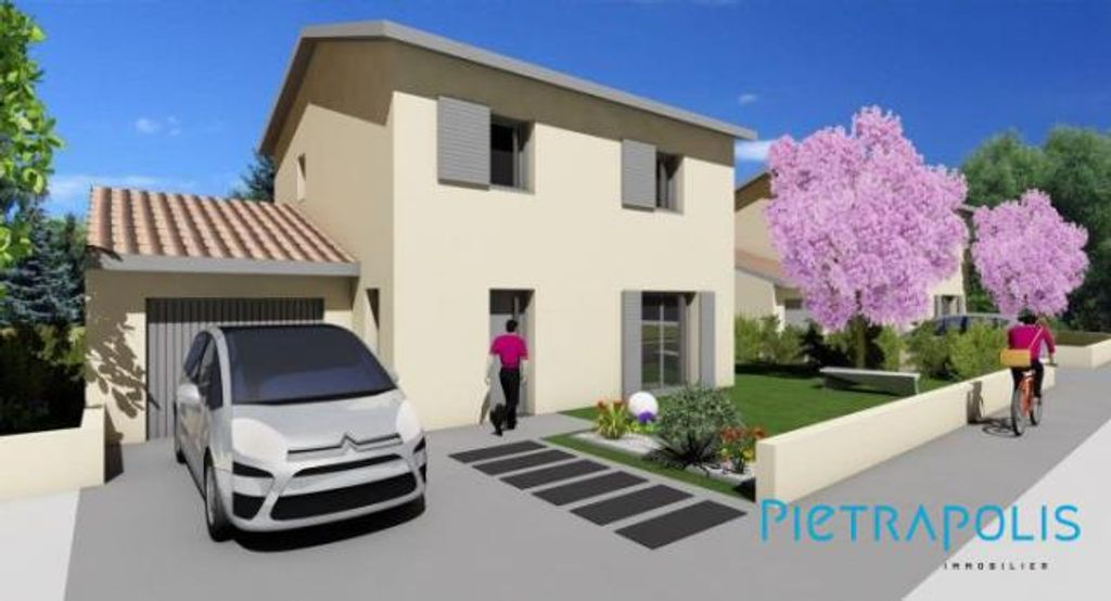 Achat maison 3chambres 95m² - Montrevel-en-Bresse