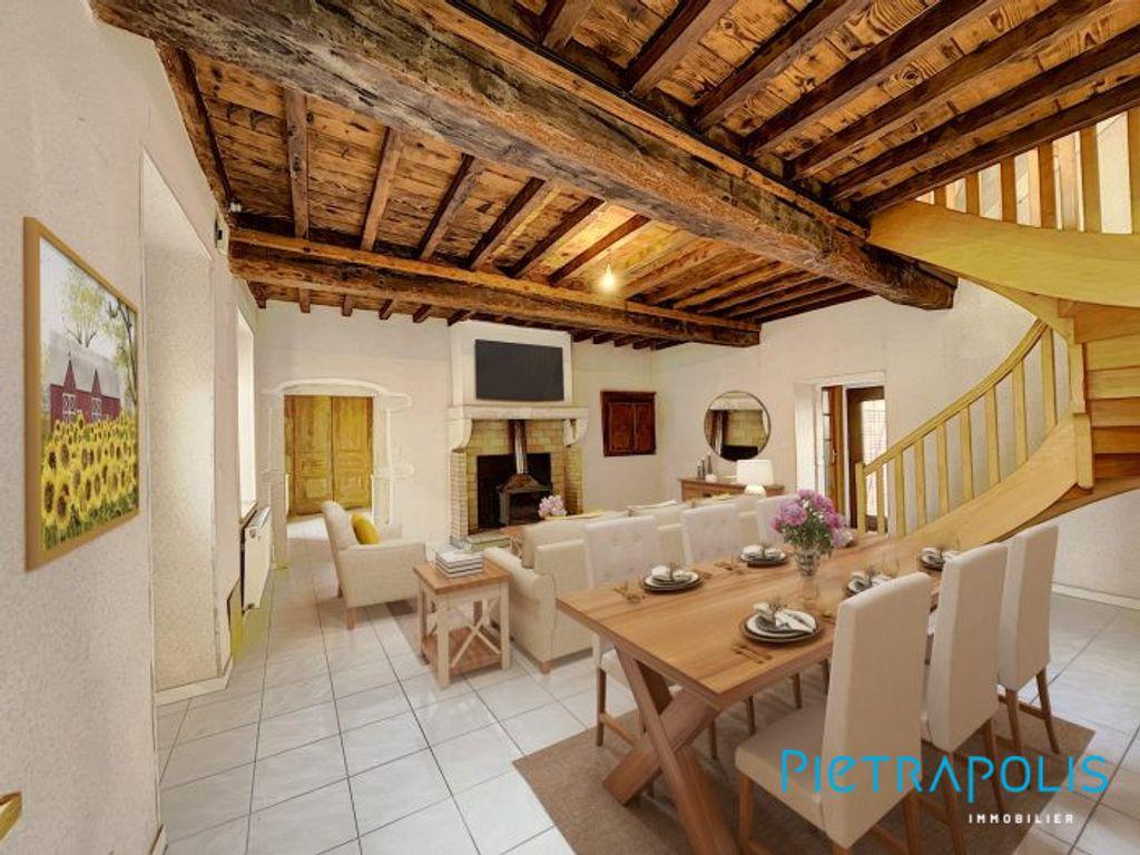 Achat maison 3chambres 127m² - Montmerle-sur-Saône