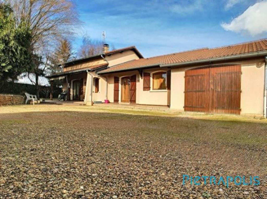 Achat maison 3chambres 146m² - Dompierre-sur-Chalaronne