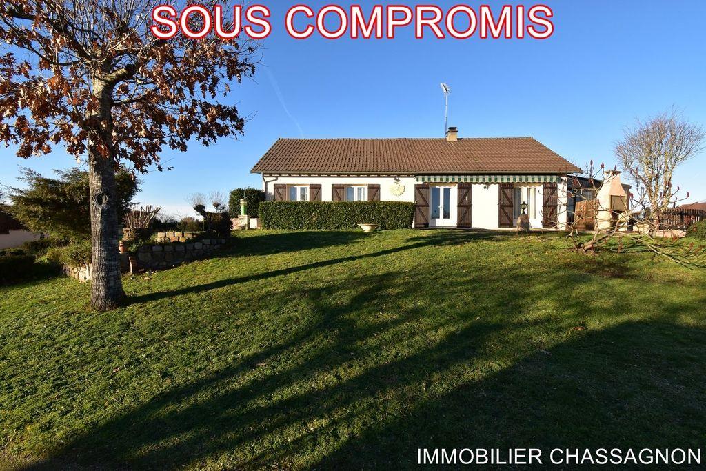 Achat maison 3chambres 155m² - Trévol