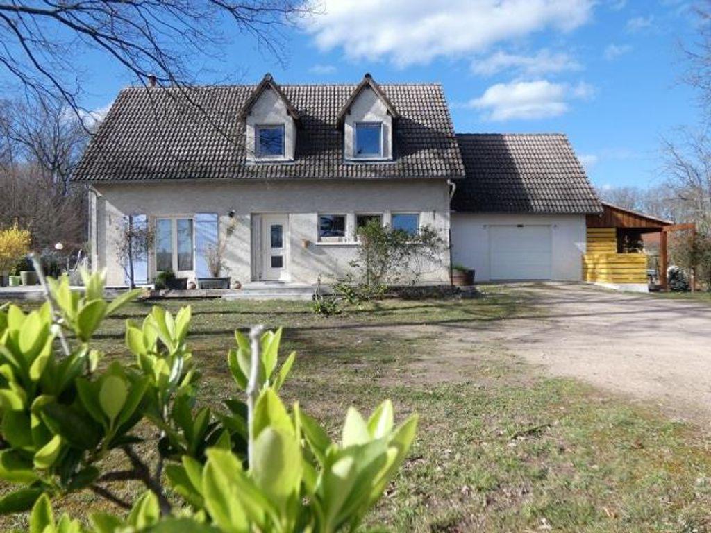 Achat maison 4chambres 135m² - Bellerive-sur-Allier