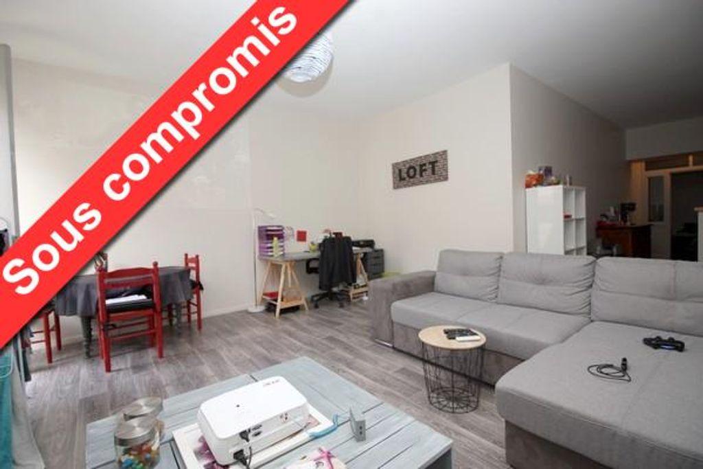 Achat appartement 2pièces 59m² - Vichy