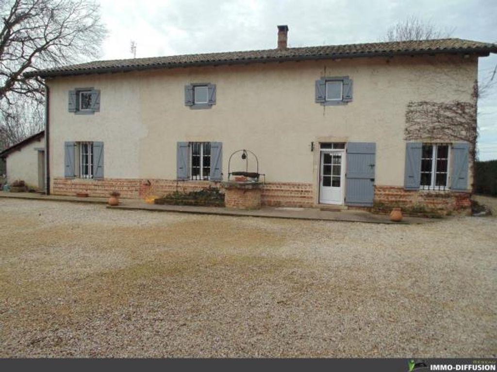 Achat maison 8chambres 350m² - Villars-les-Dombes