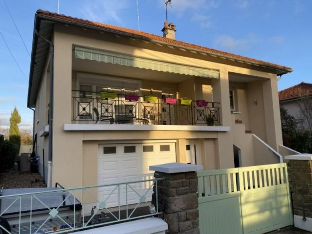 Achat maison 3chambres 154m² - Bellerive-sur-Allier