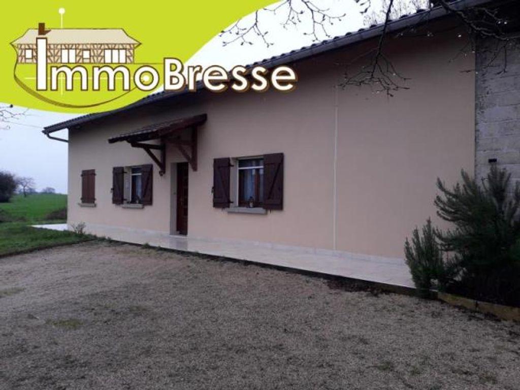 Achat maison 4chambres 125m² - Saint-Trivier-de-Courtes