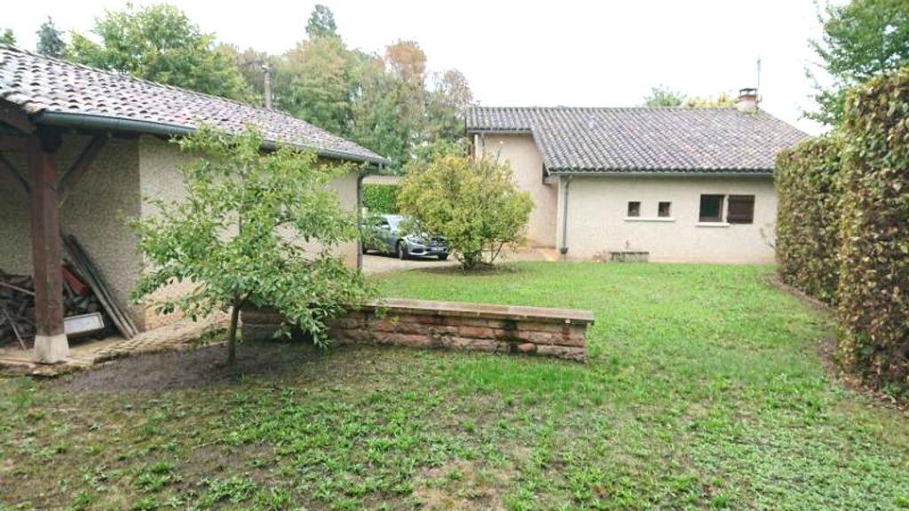 Achat maison 2chambres 110m² - Bâgé-le-Châtel