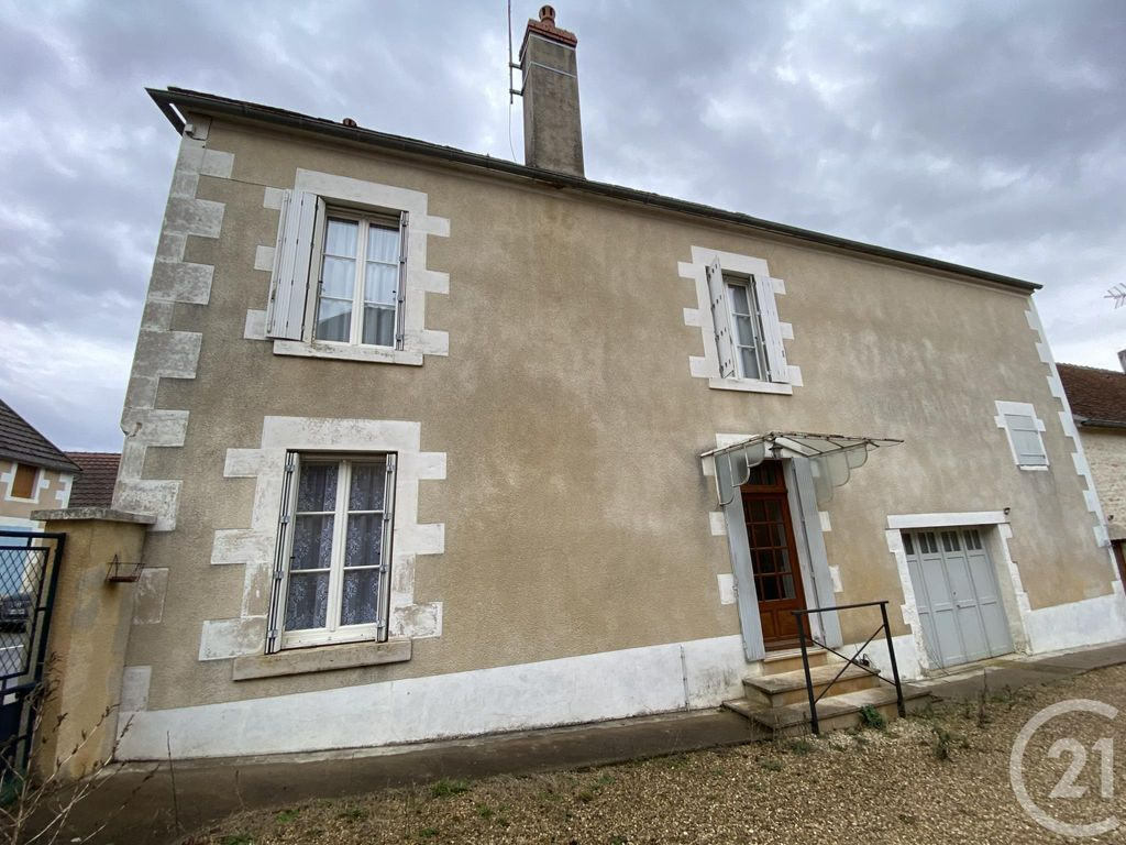 Achat maison 2chambres 72m² - Billy-sur-Oisy