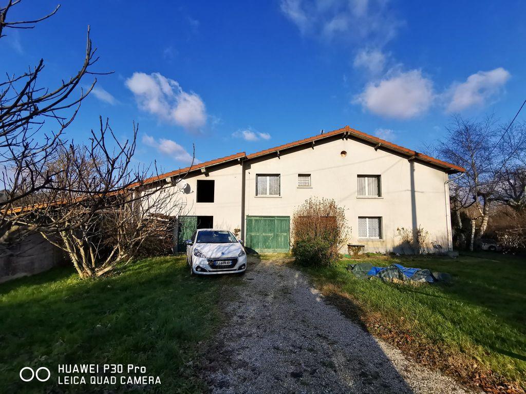 Achat maison 3chambres 93m² - Chalamont