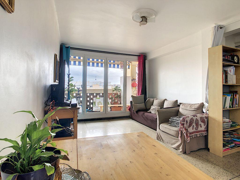 Achat appartement 3pièces 63m² - Marseille 4ème arrondissement