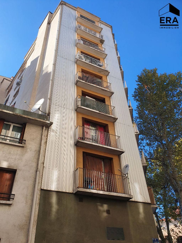 Achat studio 19m² - Marseille 1er arrondissement