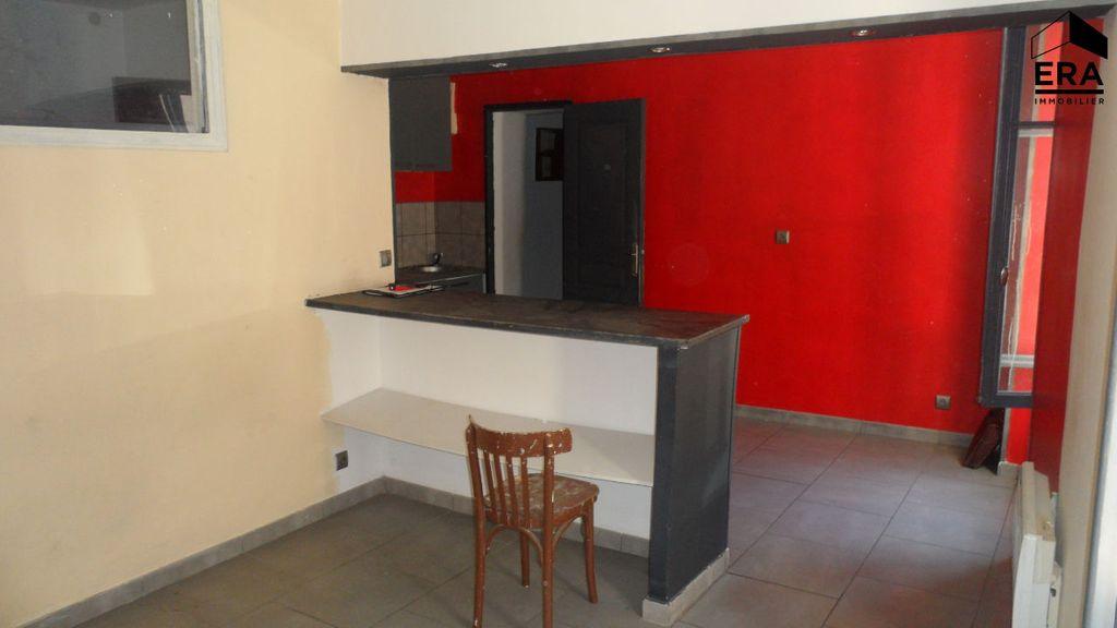 Achat appartement 3pièces 50m² - Marseille 3ème arrondissement