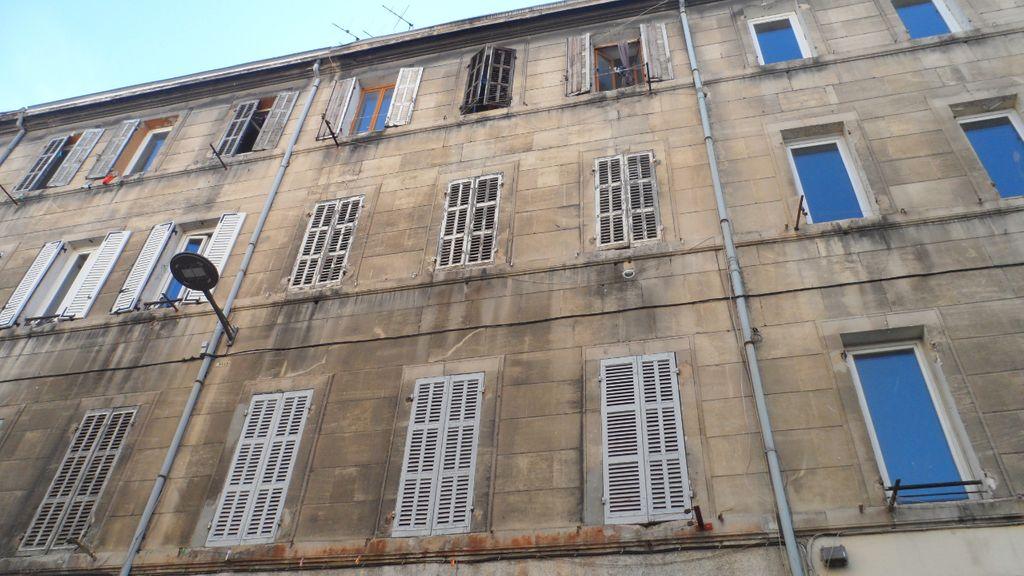 Achat appartement 2pièces 33m² - Marseille 3ème arrondissement
