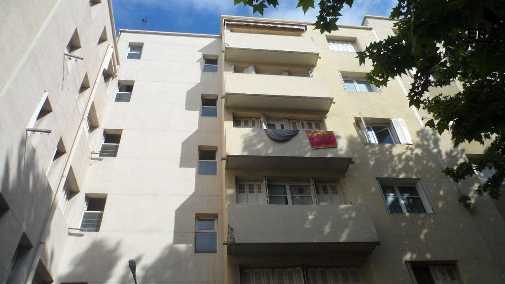 Achat appartement 3pièces 51m² - Marseille 3ème arrondissement