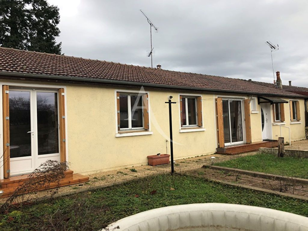 Achat maison 2chambres 97m² - Nevers