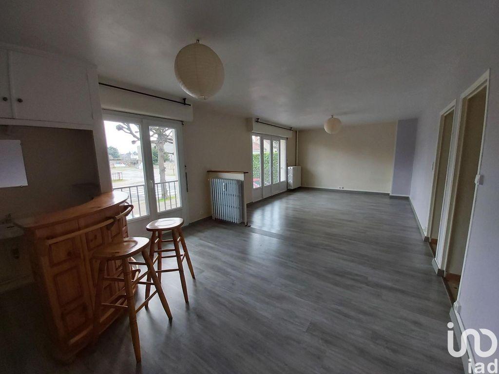 Achat appartement 5 pièce(s) Moulins
