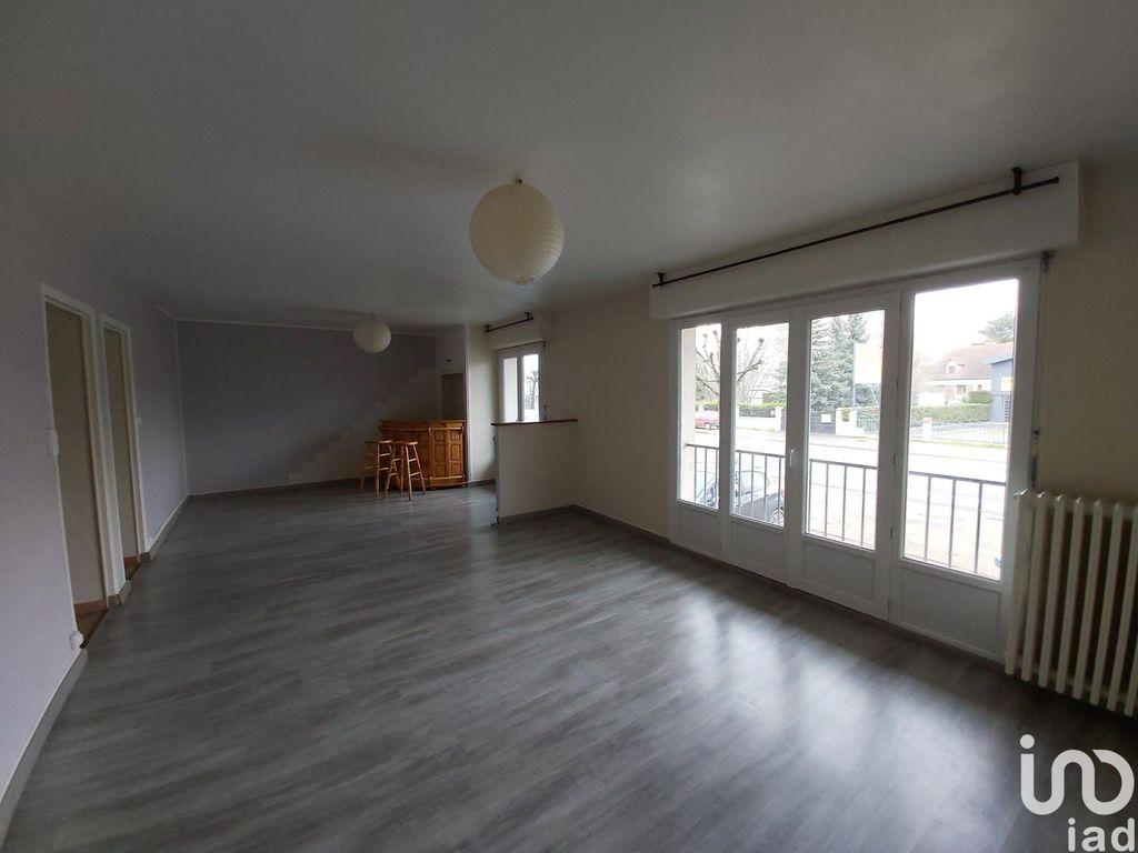 Achat appartement 5pièces 95m² - Moulins