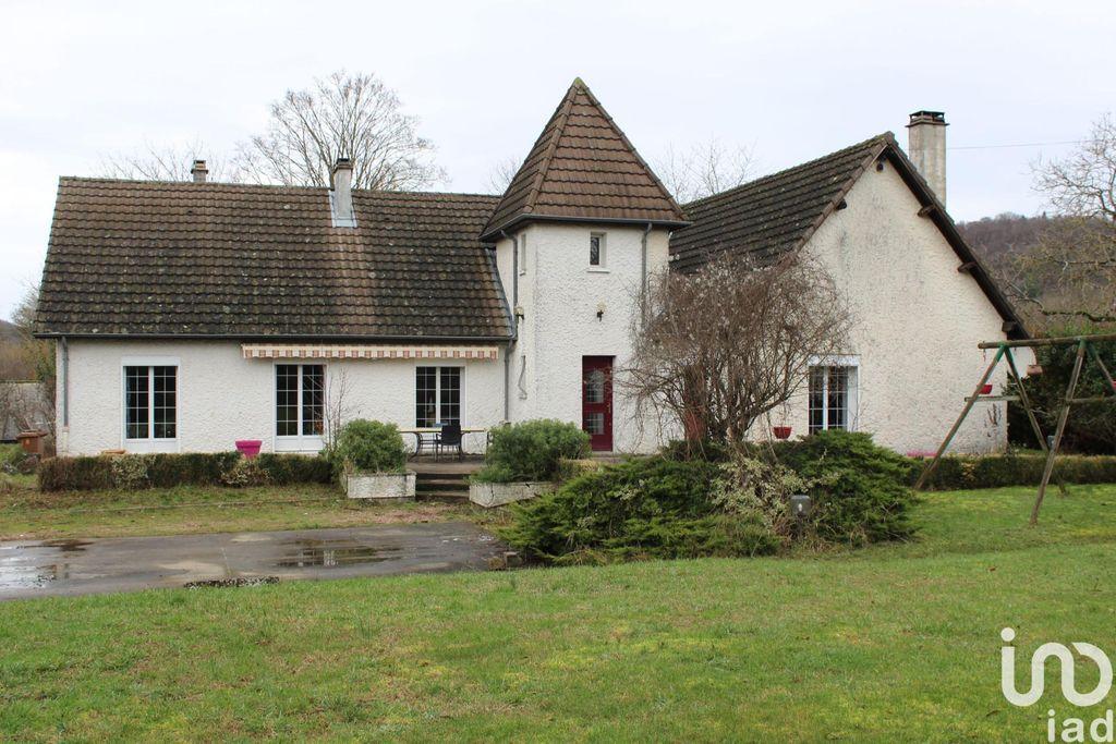 Achat maison 4chambres 154m² - Parigny-les-Vaux