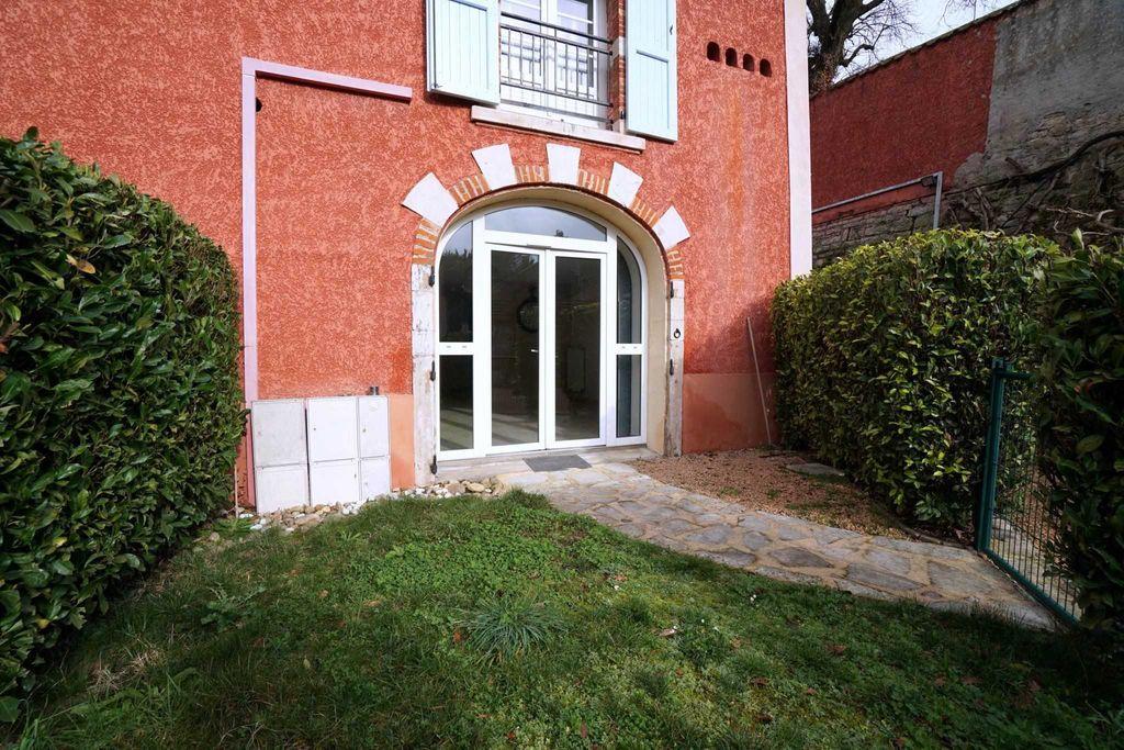 Achat appartement 4pièces 91m² - Jassans-Riottier