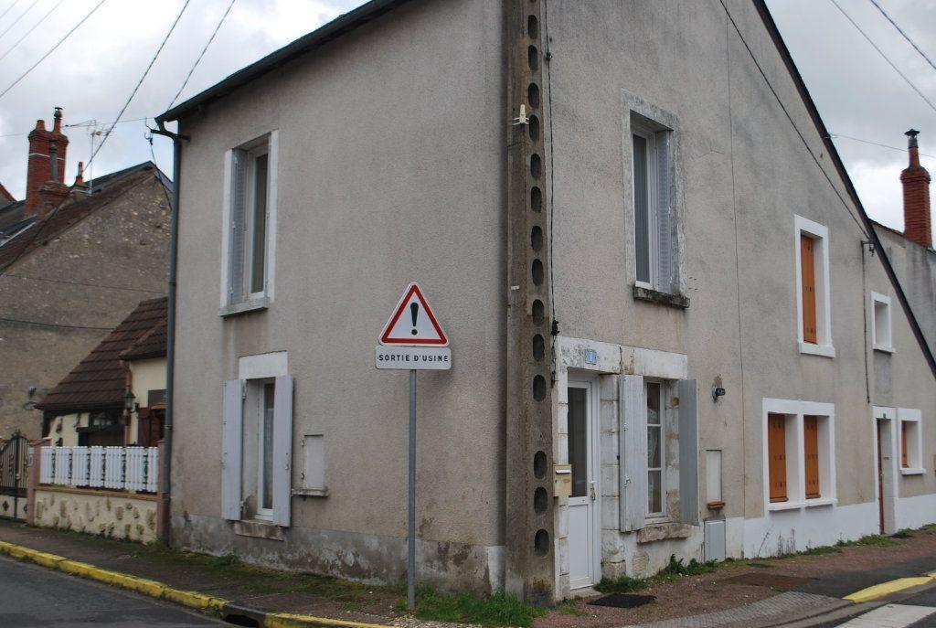 Achat maison 1chambre 40m² - Cosne-Cours-sur-Loire