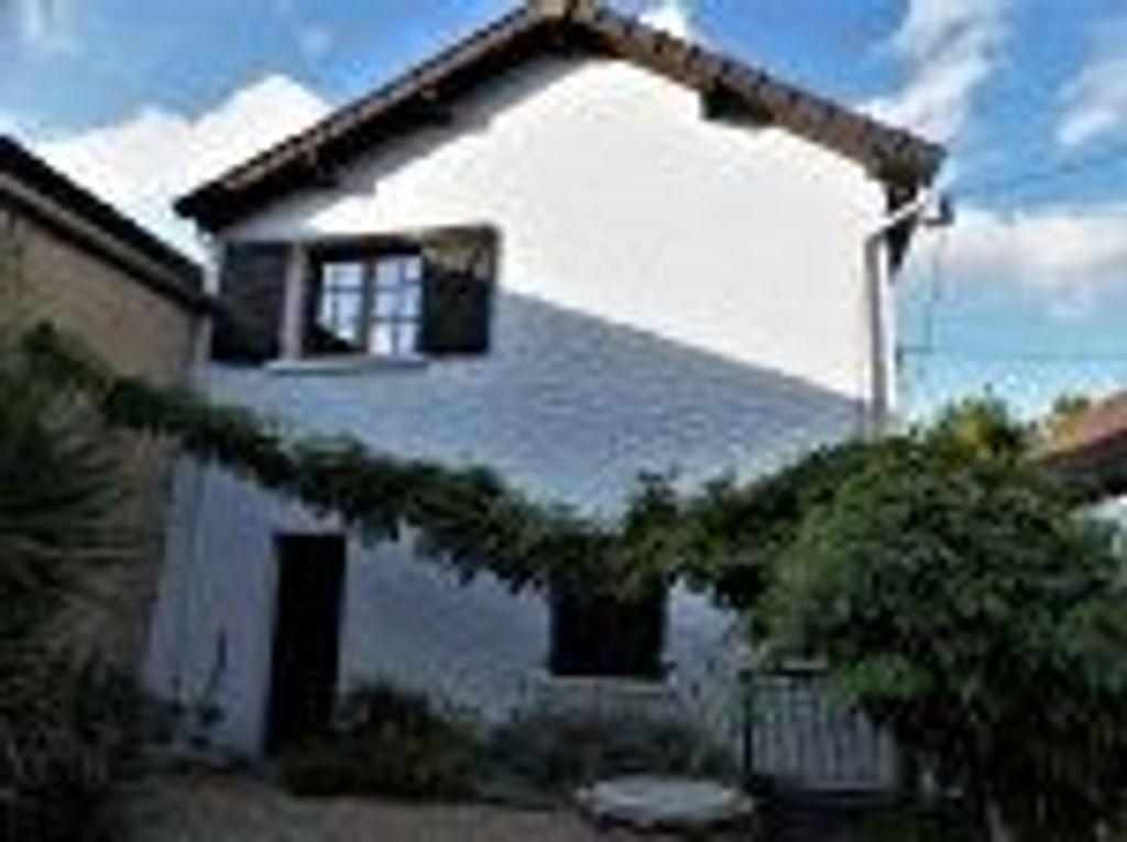 Achat maison 4chambres 124m² - Charrin