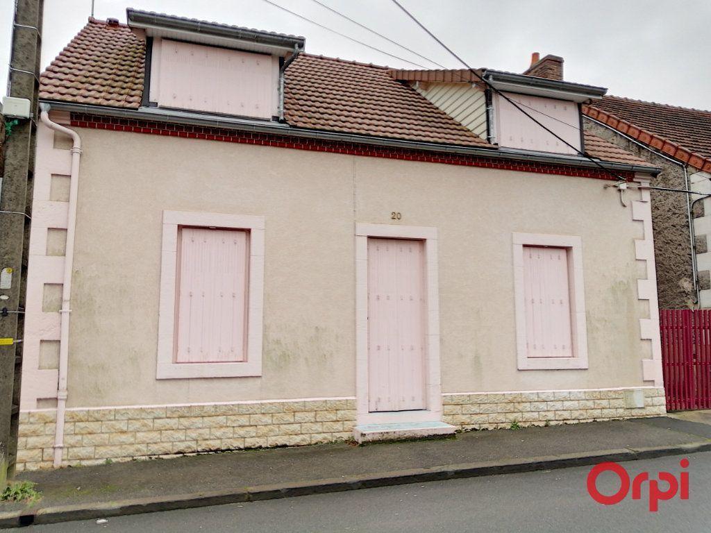 Achat maison 3chambres 95m² - Commentry