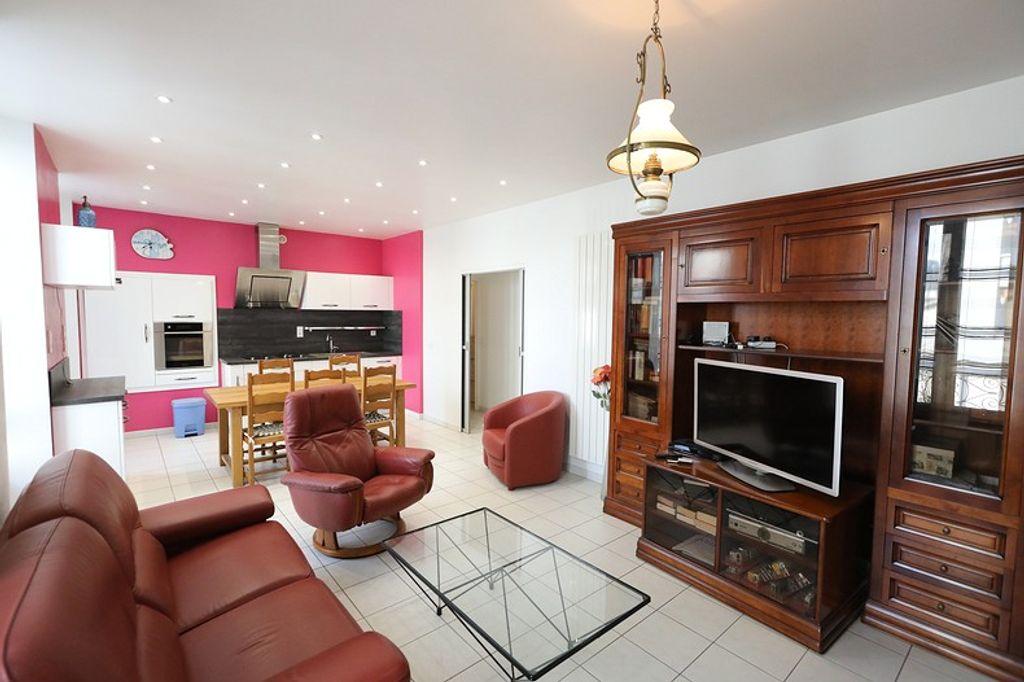 Achat appartement 3pièces 62m² - Aurillac