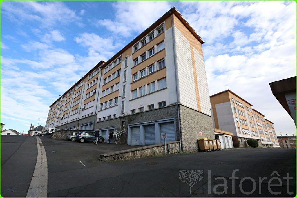 Achat appartement 4pièces 69m² - Aurillac
