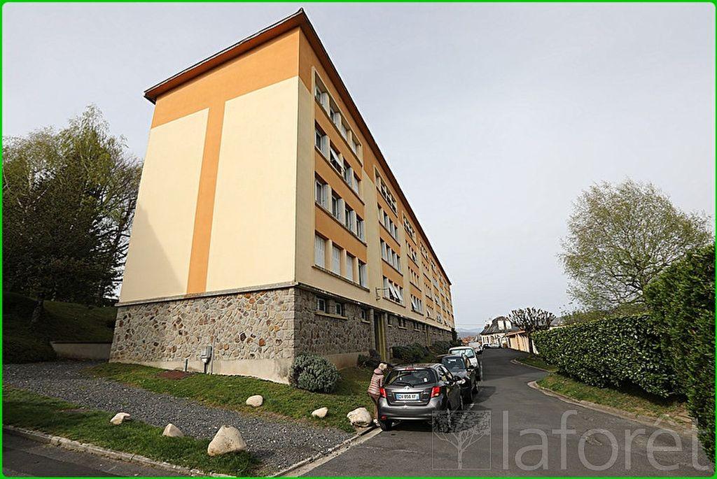 Achat appartement 4pièces 68m² - Aurillac