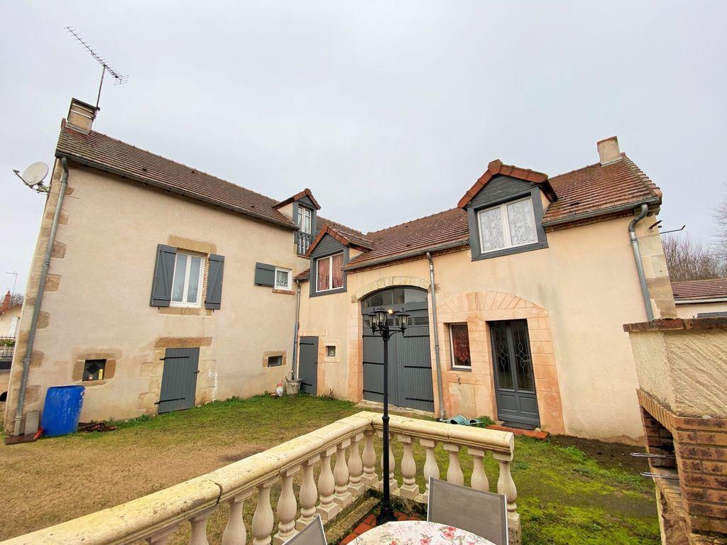 Achat maison 5 chambre(s) - Cosne-d'Allier