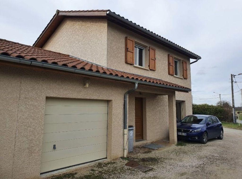 Achat maison 3chambres 100m² - Neuville-les-Dames