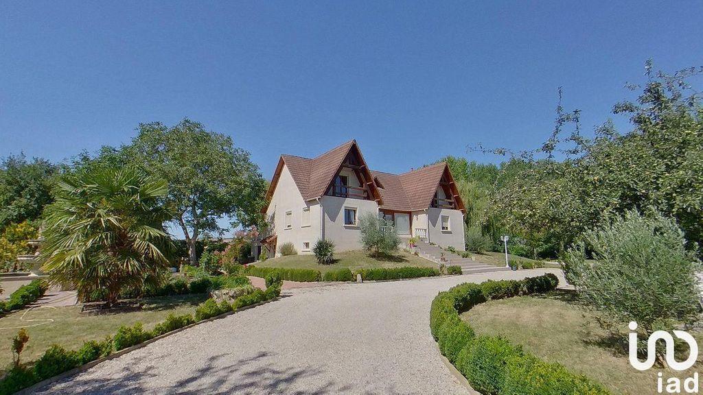 Achat maison 6chambres 230m² - Pont-sur-Yonne
