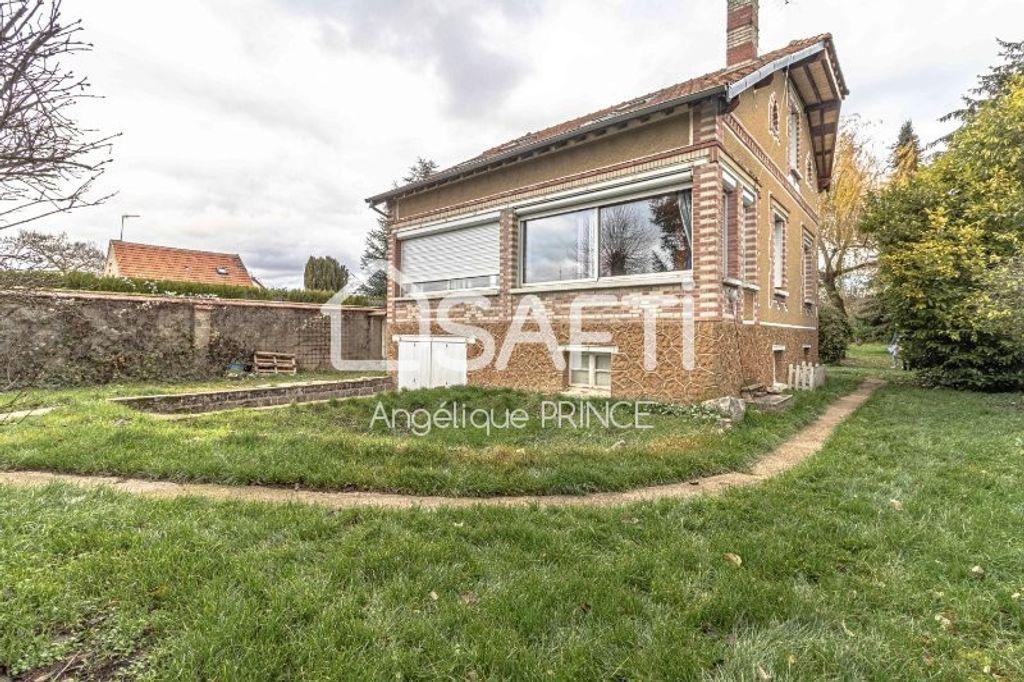 Achat maison 2chambres 115m² - Pont-sur-Yonne