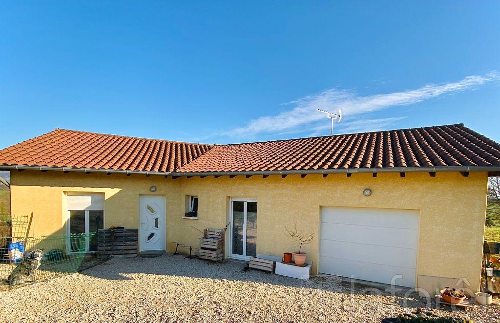 Achat maison 3chambres 110m² - Pirajoux