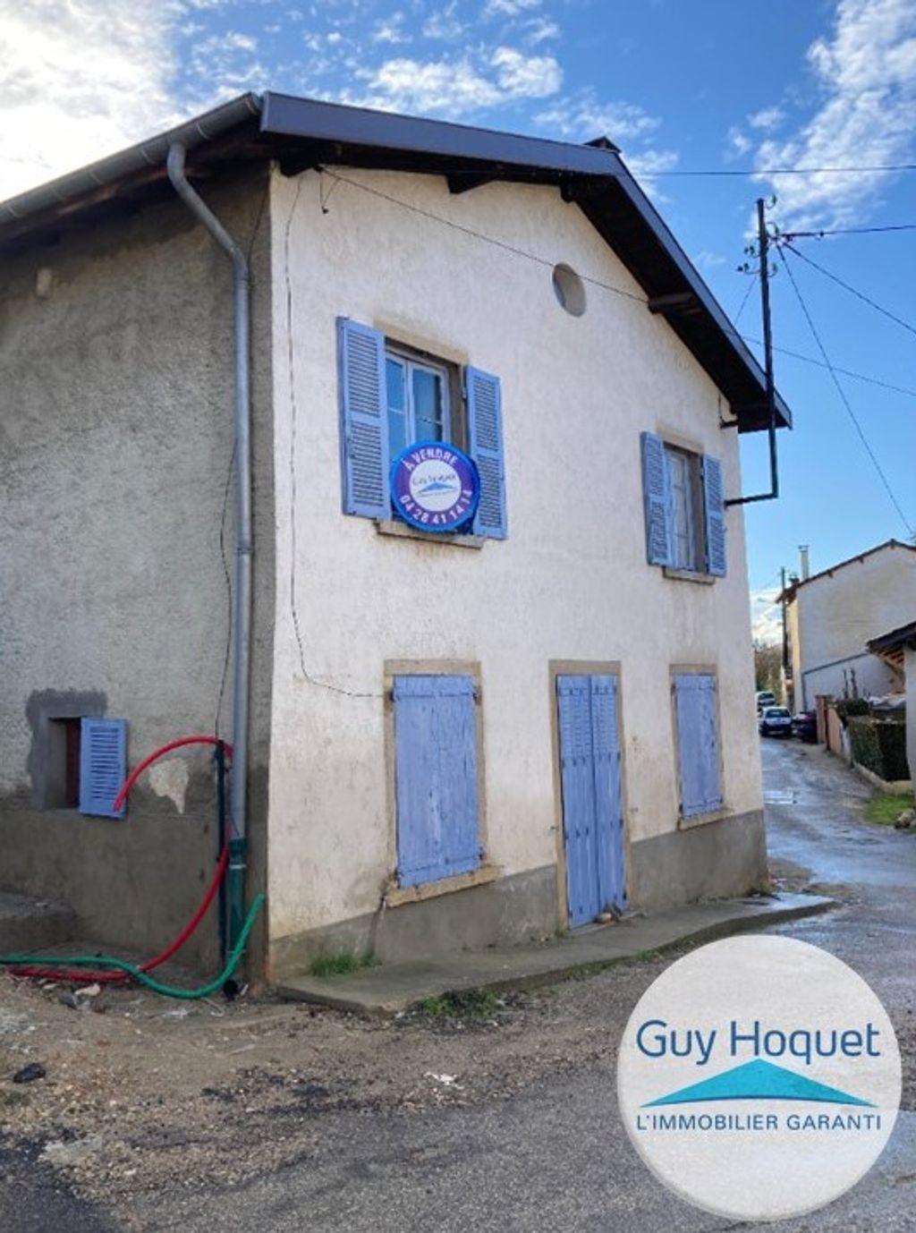 Achat maison 3chambres 135m² - Villieu-Loyes-Mollon