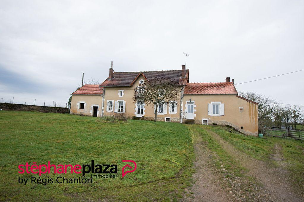 Achat maison 4chambres 170m² - Billy-Chevannes