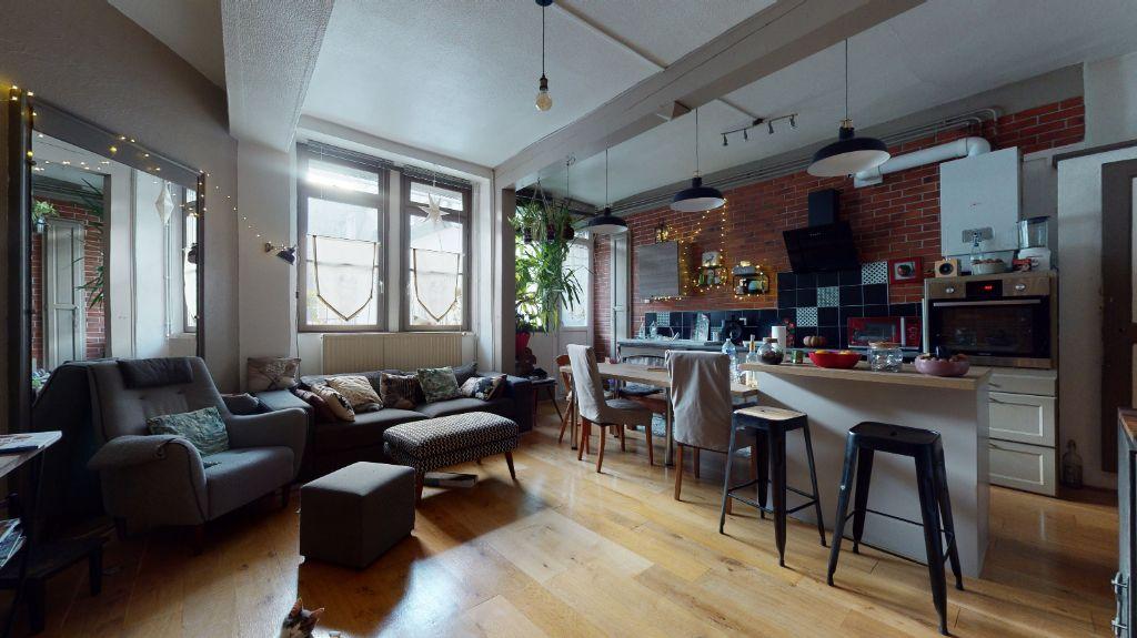Achat appartement 4pièces 97m² - Besançon